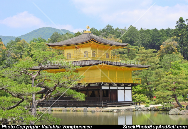 Stock photo - golden temple