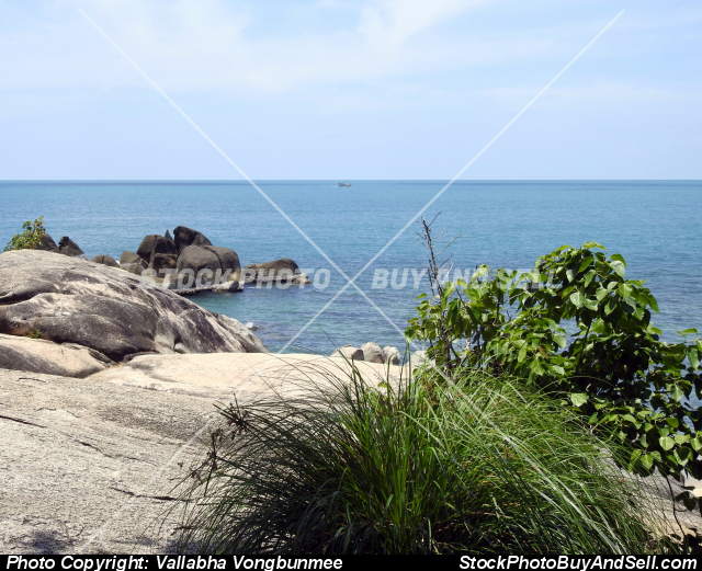 Stock photo - sea