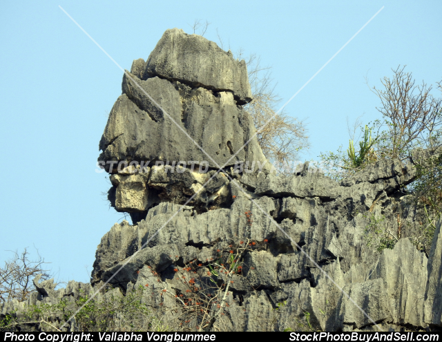 Stock photo - rock
