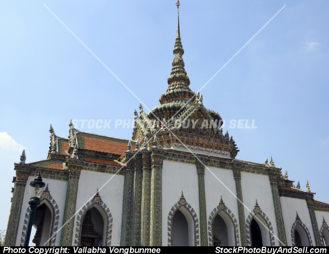 Stock photo - Grand Palace
