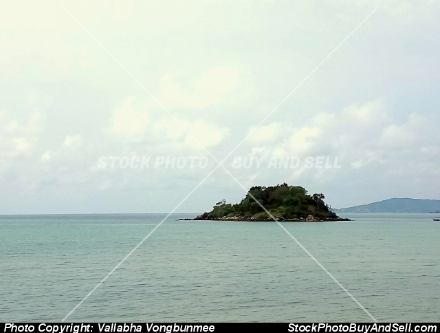 Stock photo - sea view