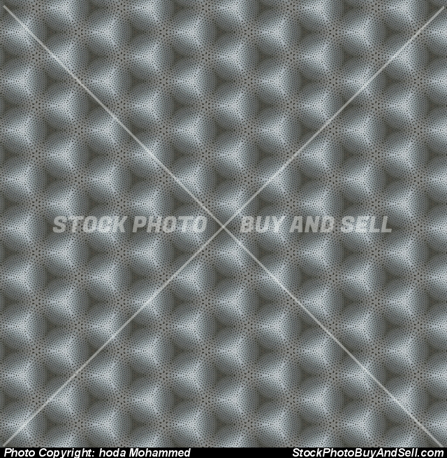 Stock photo - decorated wallpaper