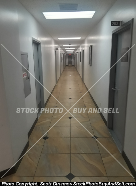 Stock photo - The Halls In Your Mind