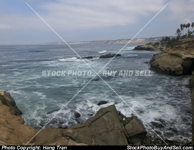 Stock photo - La Jolla